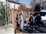 Insediamento a Cattignano - inizio lavori 11-1998